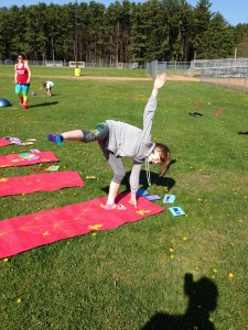 Burn Fitness Kid's Obstacle Course 1