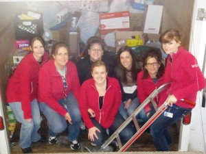 Liberty Mutual Food donation (2)