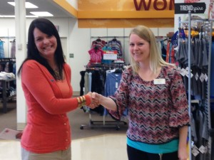 Shopko grant Receiving check