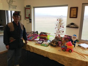 Weston Trap Club fundraiser and toy drive 12-15