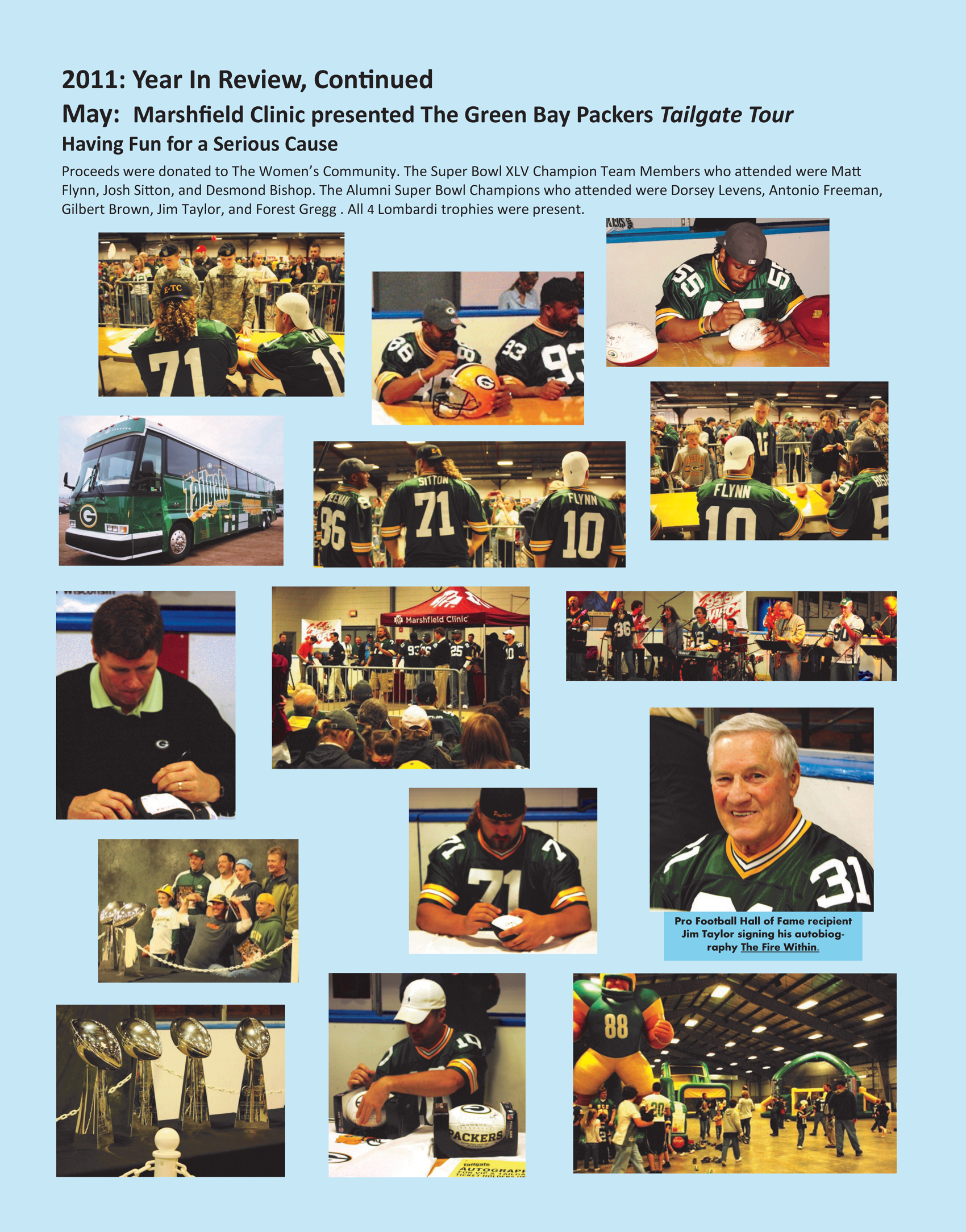 Annual report 2011 PAGES 5
